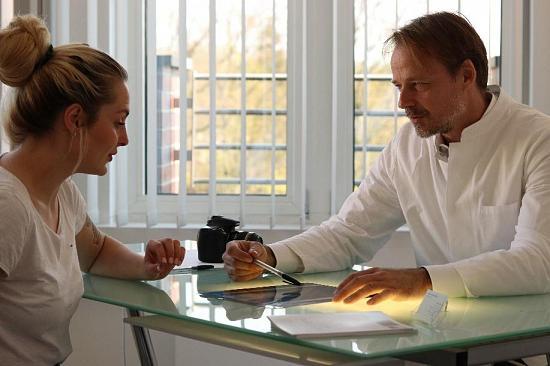 Dr.Gottlieb und Gudyrenko